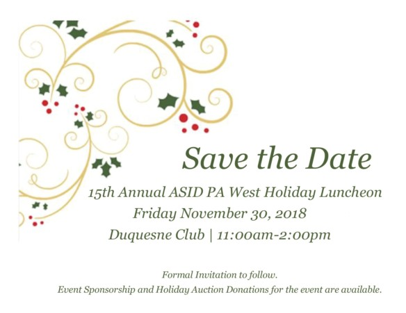 15th Annual Holiday Luncheon